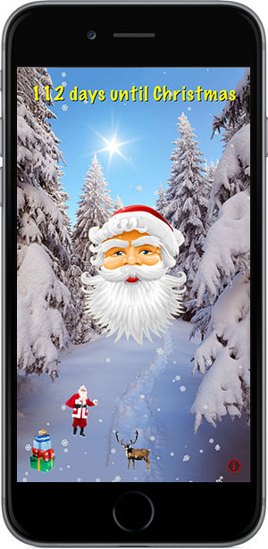 Christmas Countdown Pro w/Push Notifications for the iPhone