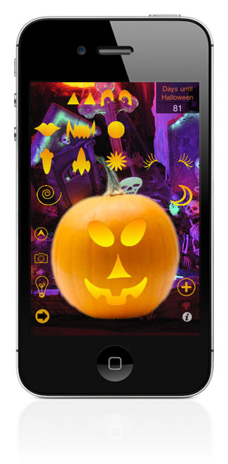 Halloween Experience for the iPhone